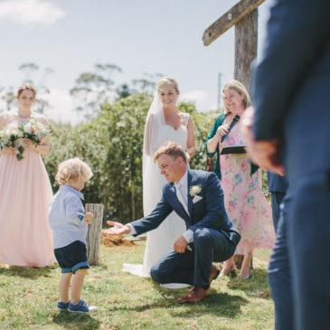 ceremonies with children
